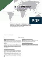 (W13) 23-27 June 2014 Equity Market Update, ThisIsTomorrow