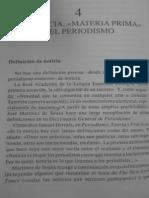 Introducción Al Periodismo- Abraham Santibañez- Capitulo 4_ La Noticia