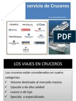 Venta Cruceros