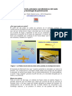 El Avion Como Maquina Pulverizadora, Principios Aerodinamicos