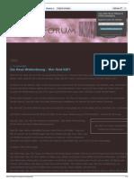 Livingforum.wordpress.com - De - Die Neue Weltordnung - Wer Sind SIE - Strahlenfolter Stalking