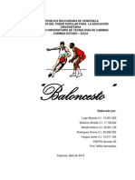 Baloncesto Mayo