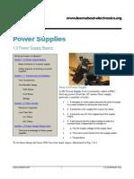 Power Supplies Module 01