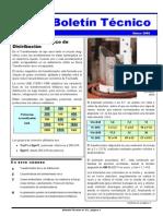 Boletín-013 -Transformador Seco de Distribución