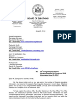 BOE Response to Espaillat for Congress Letter (1)