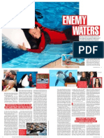 """David Kirby's Marie Claire Article, """"Enemy Waters,"""" Regarding a SeaWorld Trainer's Death"""