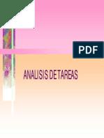 ANALISIS TAREAS