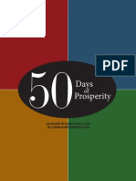 50 Days of Kingdom Supernatural Provision Study Notes GeorgePearsons