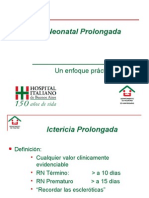 Ictericia Neonatal Prolong Ada