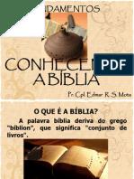 Conhecendo a Bíblia