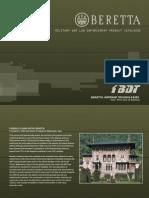 BDT Beretta Catalog