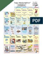 Calendario Junio 2014 Preescolar Palma Sola