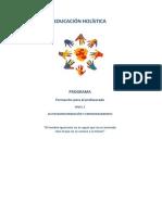Programa Profesores