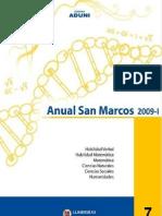7ma Práctica Domiciliaria Anual San Marcos