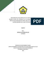 Skripsi Septian Jauhariansyah (A1F010031)