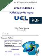 3 - Recursos Hídricos - Qualidade Da Água