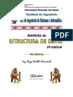 Manual Estructura de Datos 2010 h. Caselli g