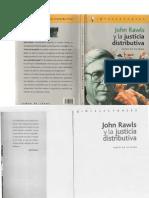 John Rawls y La Justicia Distribuitiva