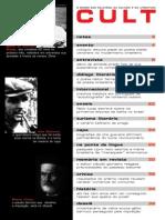 CULT - Revista Brasileira de Literatura - 01 - Revista CULT