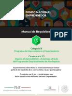 Manual de Requisitos 3.3