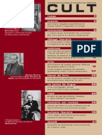CULT - Revista Brasileira de Literatura - 02 - Revista CULT