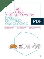 Recetas de Cocina y Autoayuda Para El Enfermo Oncologico
