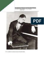 Leshaitiens Et La Naissance Du Jazz