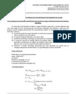 ECV14 - TRABALHO FINAL - Equação de Bernoulli - Perdas de Carga No Escoamento - 5