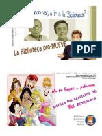 La Biblioteca pro-MUEVE