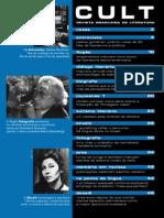 CULT - Revista Brasileira de Literatura - 05 - Revista CULT
