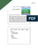 DAS Sebagai Sistem Hidrologi