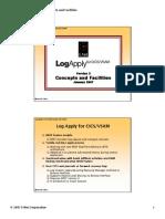 Log Apply for CICS-VSAM Concepts and Facilities V3