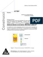 Tanque Y&v 13(Chaq- Aislante)