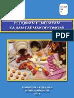 Buku Pedoman Farmakoekonomi