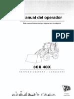 Jcb 3cx 4cx User Manual Španski