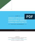 Energy Efficiency &