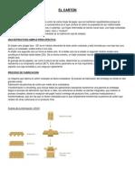 Información Técnicasobre El Cartón