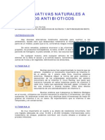 4alternativas Naturales a Los Antibioticos