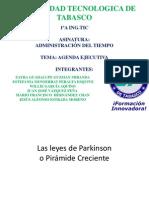 Las Leyes de Parkinson