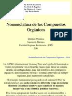 5- Seminario N 2 Nomenclatura de Los Compuestos Organicos