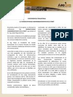 Actualidad Nacional 2013 - Agosto