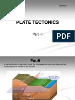 Lecture3 Plate Tectonics Part 2