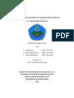 Laporan Teknik Penyimpanan Dan Pengemasan Benih