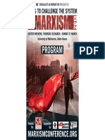 Marxism 2013 Final Program