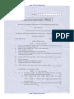 EC 2204 Signals and Systems Nov-Dec 2013 Question Paper