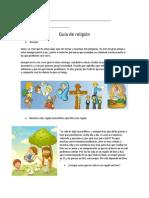 Guia de Religion