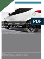 Hidrogeno Como Combustible Final