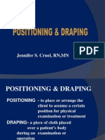 Positioning & Draping