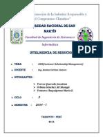 CRM BI - Semana14