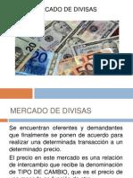 2.4. Mercado de Divisas